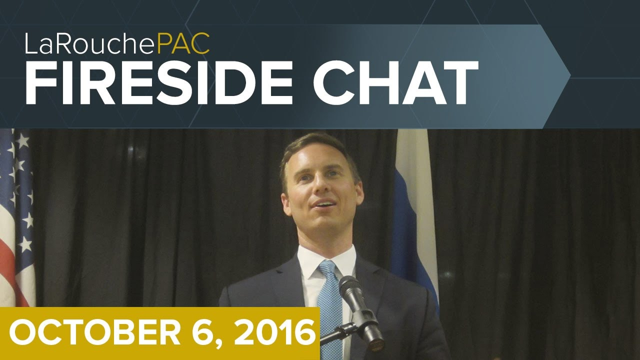 steger chat Join us tonight at 9pm est -- fireside chat w/ michael steger, member of the larouchepac policy committee.