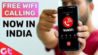 WiFi Calling Now in India | How to Enable it for Free | GT Hindi