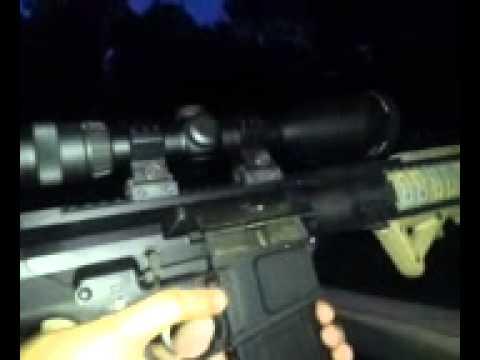 R.E.P.R rapid engagement precision rifle