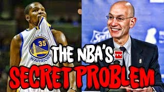 The NBA's Biggest Problem That NO ONE Talks About!