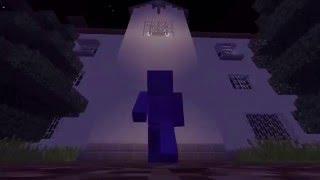 マインクラフトPE版で青鬼の館を作ったから鬼ごっこしてみた