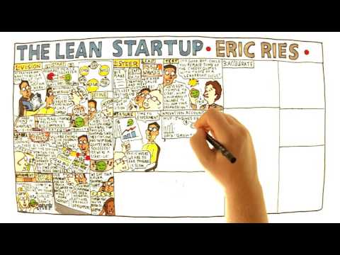 Video Book Review for The Lean Startup by Eric Ries