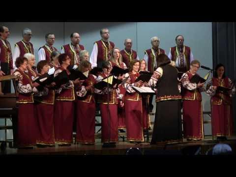 Edmonton Taras Shevchenko Concert 2017