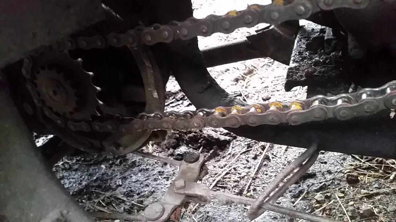 успокоитель цепи мотороллер муравей картинки причина