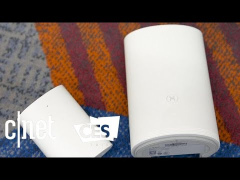 Huawei WiFi Q2 home router system sets up in 2 minutes