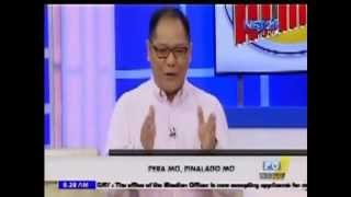 Pera Mo Pinalago An interview on Savings, Investments and borrowing