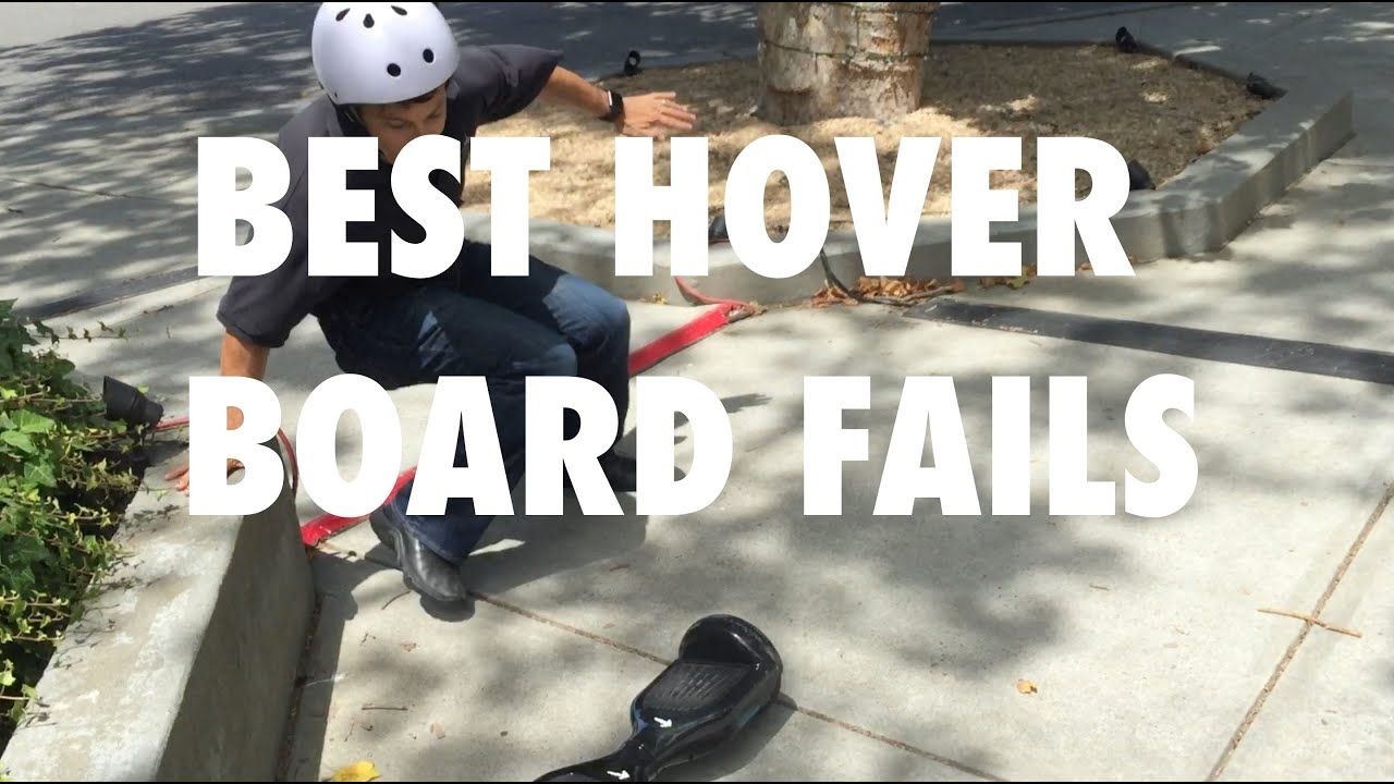 Hoverboard unboxing video ends in a fail of fire - CNET