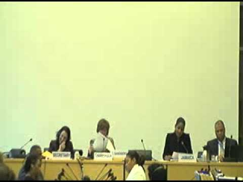 [1 of 4] UN Committee on the Rights of the Child - Jamaica Review - 68th Session, Jan 2015