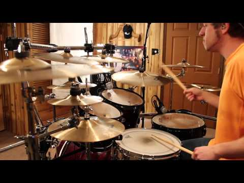 Alex ~ Hotel Ceiling ~ Rixton ~ Drum Cover/Remix