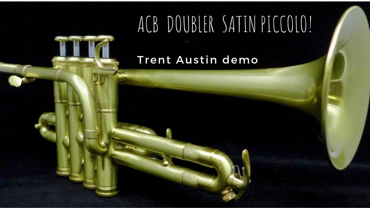 Spiksplinternieuw ACB Doubler's Piccolo Trumpet AV-49
