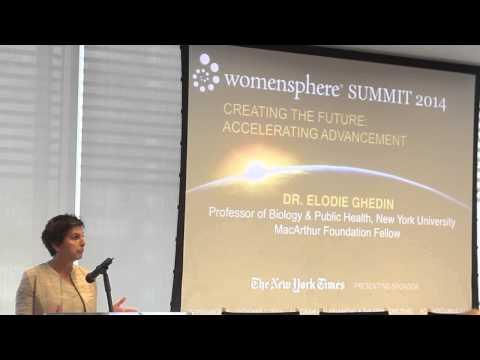 Dr. Elodie Ghedin, Professor of Biology & Public Health, New York University