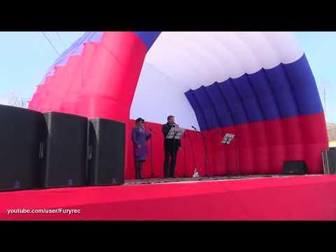 Первомайская речь главы Сусуманского района. Колыма. Сусуман