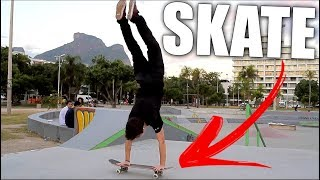 SEM REGRAS! - GAME OF S.K.A.T.E. (FREESTYLE)