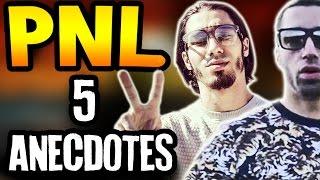 PNL : LES 5 ANECDOTES - FAITS SURPRENANTS thumbnail