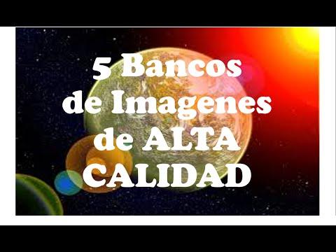 5 Bancos de Imagenes de ALTA CALIDAD GRATUITOS/Como descargar imagenes Gratuitas de internet