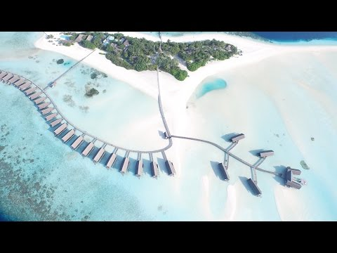 Maldives in 4K (DJI Inspire 1)