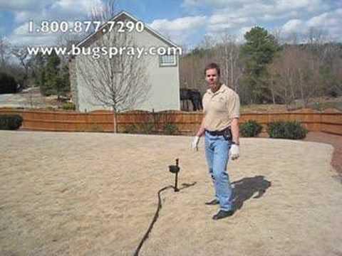Scarecrow Water Repeller