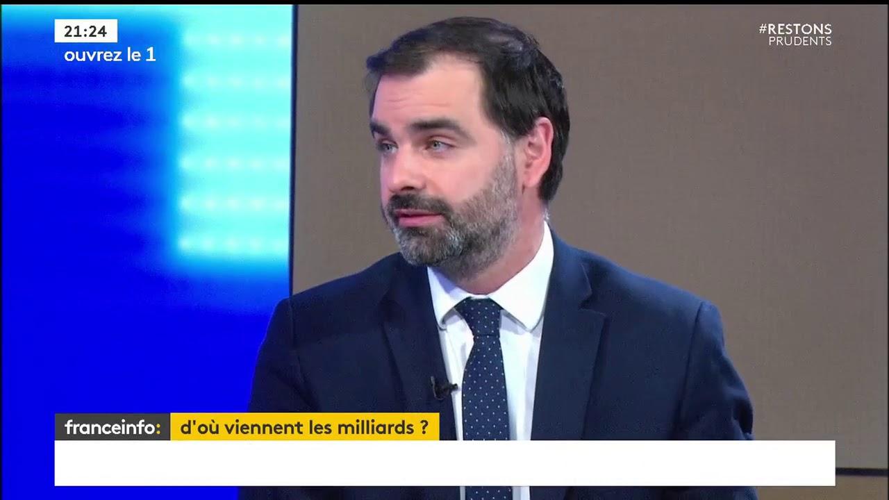"""""""Ouvrez le 1"""", France info (2) - 29/11/2020"""