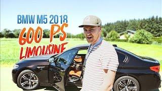Erste Tour mit dem NEUEN BMW M5 - Einfach GEIL!