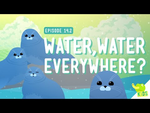 Water Water Everywhere: Crash Course Kids #14.2