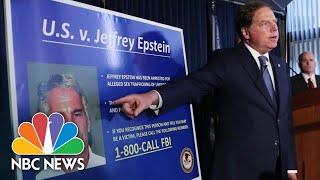 U.S. Attorney: Jeffrey Epstein's 'Alleged Behavior Shocks The Conscious' | NBC News