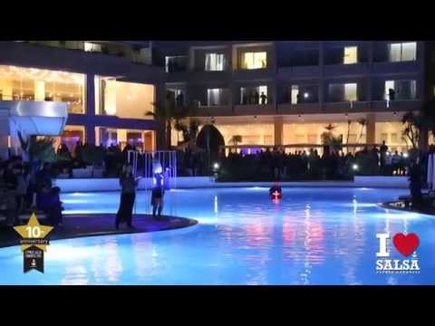 10th Cyprus salsa congress Flyboard show (27-30 March 2015)
