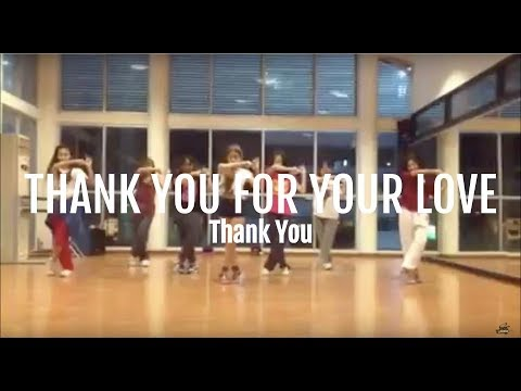 Rehearsal Thank You For Your Love Thank You  By Harlem Shake