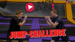 Jump Challenge im JUMP House Bremen |►SACH AN!
