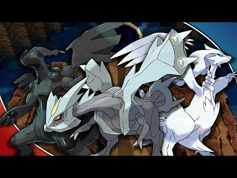 zekrom reshiram combined - photo #28
