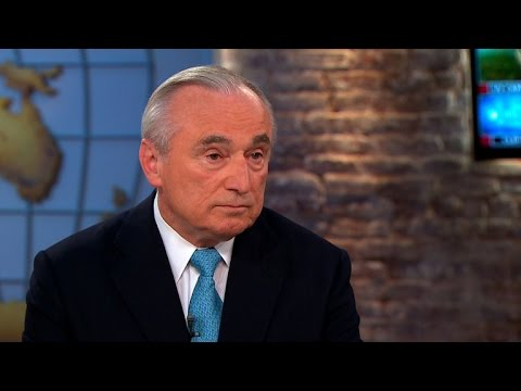 Commissioner Bill Bratton on new challenges facing NYPD