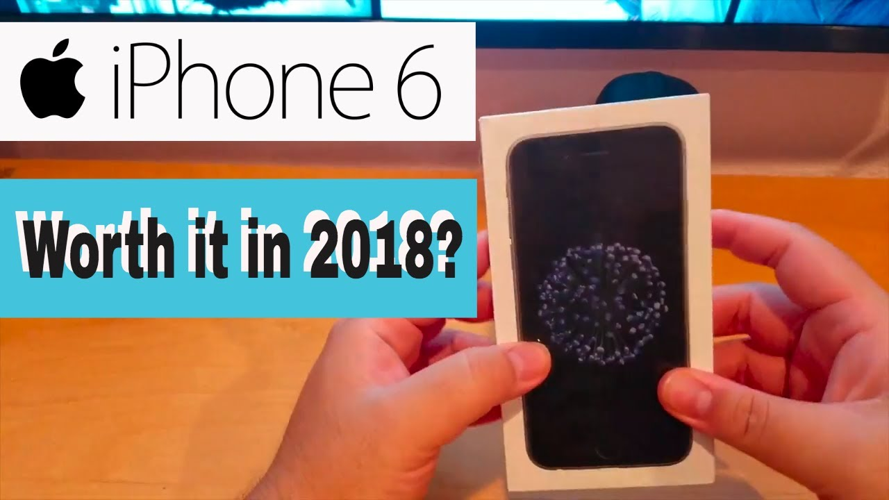 Prepaid iphone 6 still worth it 2018? Unboxing and Review