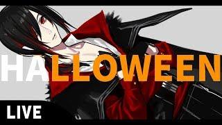 [LIVE] 【お絵描き】充電ちゃんのHALLOWEENスキン描くよ!【LIVE】