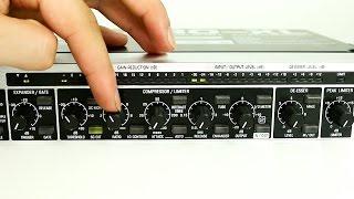 Video Behringer Composer Pro XL Overview download MP3, 3GP, MP4, WEBM, AVI, FLV Juni 2018