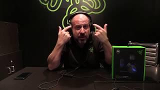 Razer Kraken Tournament Edition with THX Spatial Audio