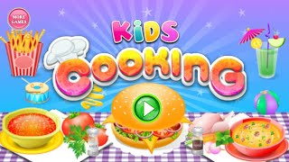 Best Cooking Game For Kids Cooking Game-android Cooking Game  FUN GAMEPLAY