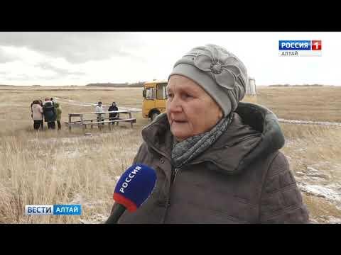 Алтайские школьники нашли редкие растения на лугу для выпаса скота