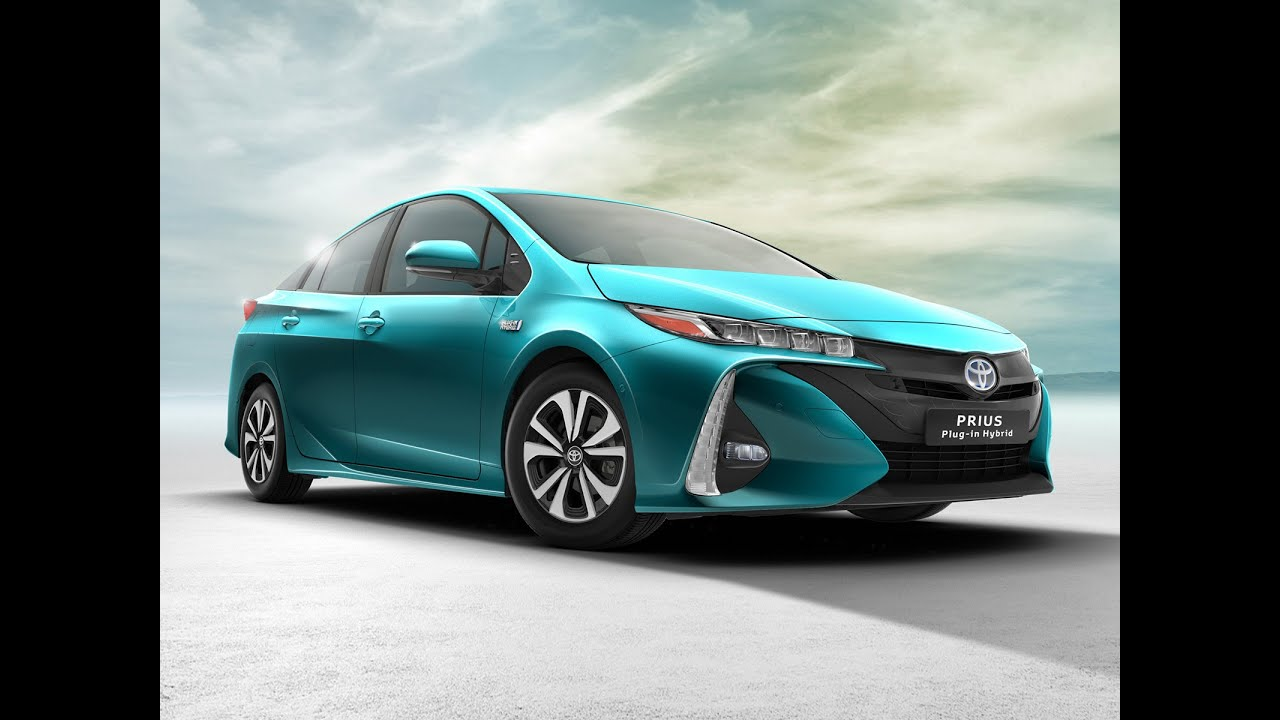Toyota Prius Plug In Hybrid 2016