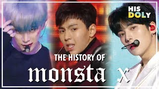 MONSTA X Special ★Since 'Trespass' to 'Alligator'★ (1h 23m Stage Compilation)