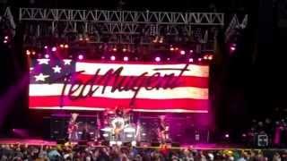 Ted Nugent/Styx live in Atlanta, GA!