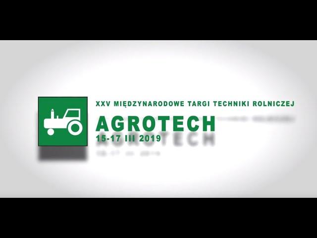 John Deere na wystawie Agrotech 2019