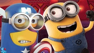 Despicable Me Minion Rush: Thanksgiving Day Purple Minion Rush Hour Special Event