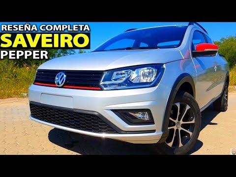 📽 VW Saveiro Pepper 2019 ¡Al Chile, Está Chila Y Chula!