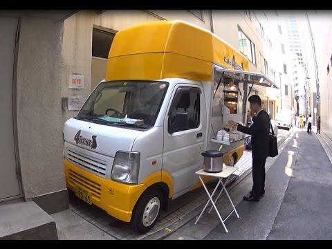 Japanese FOOD TRUCKS 2016