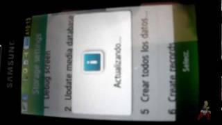 Tutorial: Solucionar Error de memoria Java en Samsung Star
