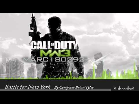 MW3 Soundtrack: Battle For New York