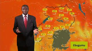 Luganda weather forecast for 17 06 2019