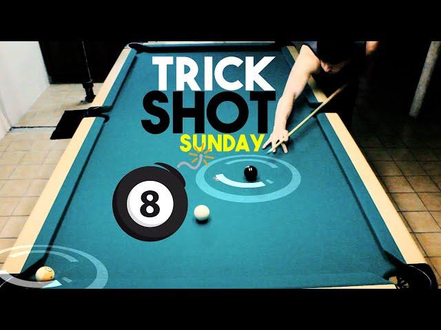 Trick Shot Sunday 🎱📼: Week 6