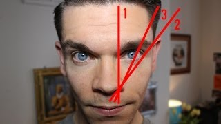 Men's Eyebrow Tutorial | How To Shape, Pluck and Trim