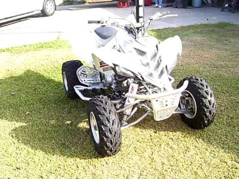 Raptor 700R GYTR