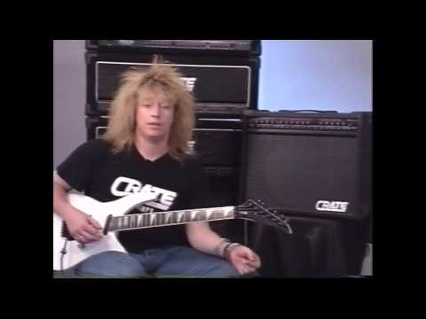 1993 Crate Rock Talk with Finbar O'Hanlon